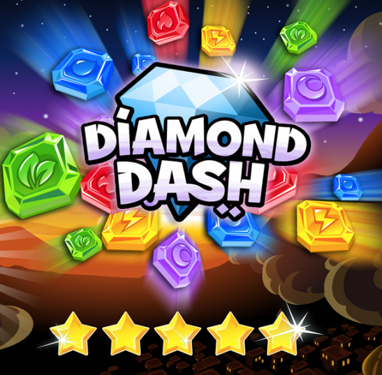 Android Diamond: Diamond Dash For Android