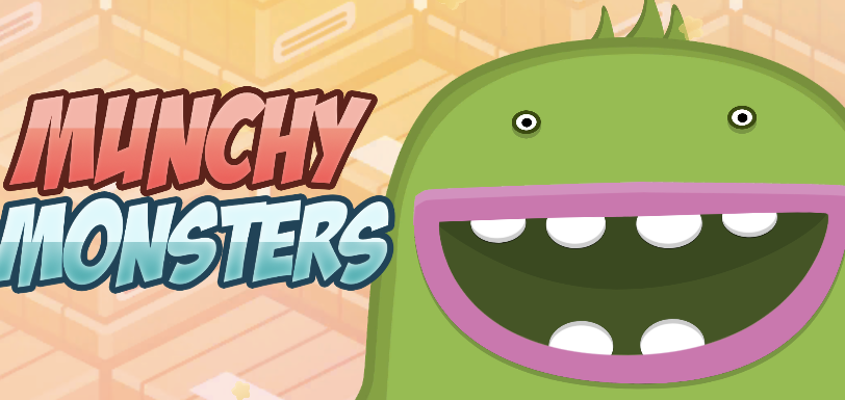 Munchy Monster | Blog Title